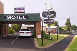 The Diplomat Motel - Redcliffe Tourism
