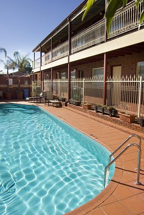 Quality Inn Railway - Redcliffe Tourism