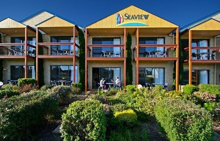 Seaview Motel  Apartments - Redcliffe Tourism