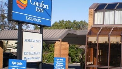 Comfort Inn  Suites Essendon - Redcliffe Tourism