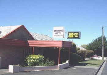 Belvedere Motel - Redcliffe Tourism