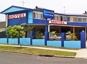 City Centre Motel - Redcliffe Tourism