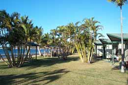 BIG4 Bowen Coral Coast Beachfront Holiday Park - Redcliffe Tourism
