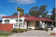 GLENROWAN KELLY COUNTRY MOTEL - Redcliffe Tourism