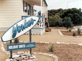 Yorke's Holiday Units - Redcliffe Tourism