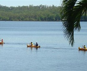 Lake Bennett Resort - Redcliffe Tourism
