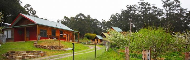 Elvenhome Farm Cottage - Redcliffe Tourism