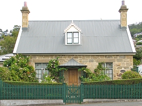 Crescentfield Cottage - Redcliffe Tourism