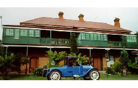 Kingsley House Olde World Accommodation - Redcliffe Tourism