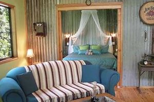 Crater Lakes Rainforest Cottages - Redcliffe Tourism