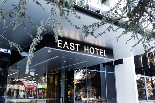 East Hotel - Redcliffe Tourism
