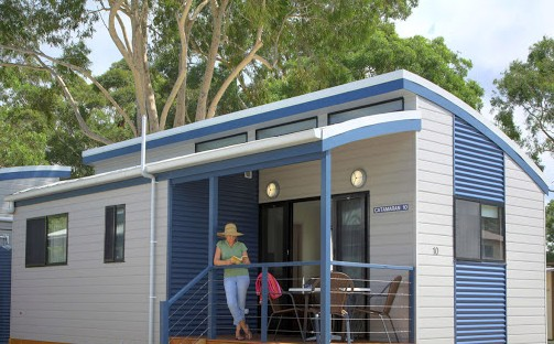 Shoal Bay Holiday Park - Port Stephens - Redcliffe Tourism