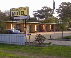 Golfers Retreat Motel - Redcliffe Tourism