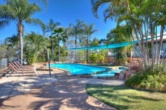 Lake Maraboon Holiday Village - Redcliffe Tourism
