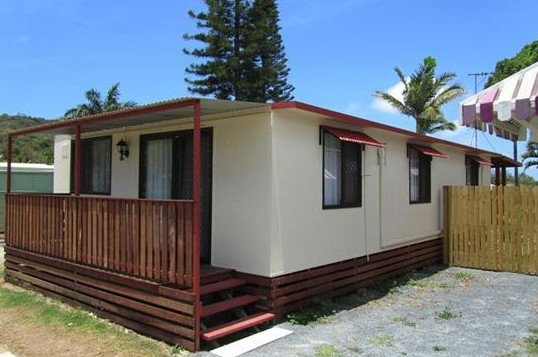 BIG4 Capricorn Palms Holiday Village