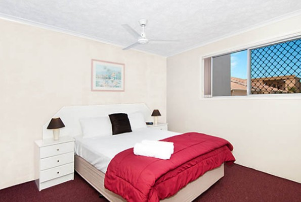 Champelli Palms Luxury Apartments - Redcliffe Tourism