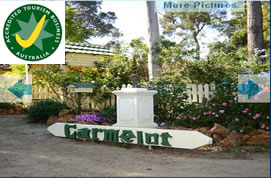 Carmelot Bed  Breakfast - Redcliffe Tourism