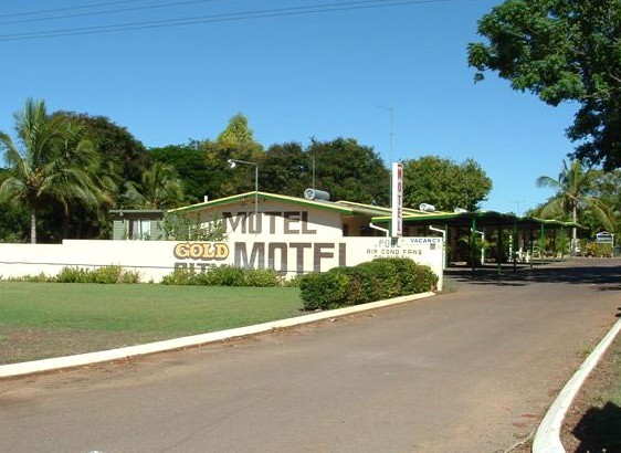 Affordable Gold City Motel - Redcliffe Tourism