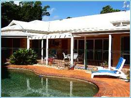 Tropical Escape Bed  Breakfast - Redcliffe Tourism