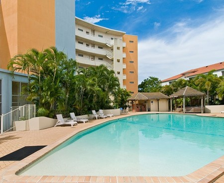 Rays Resort Apartments - Redcliffe Tourism