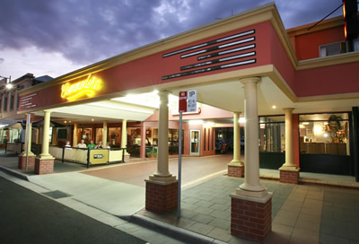 The Commodore Motor Inn - Redcliffe Tourism