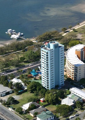 Palmerston Tower - Redcliffe Tourism