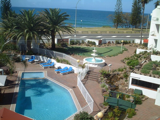 Alexandria Apartments - Redcliffe Tourism