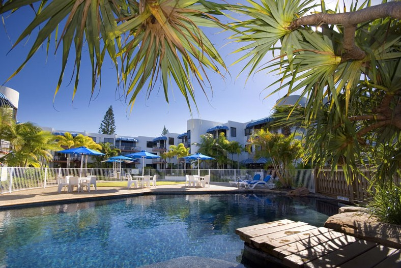 Headland Tropicana - Redcliffe Tourism