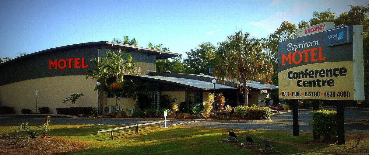 Capricorn Motel  Conference Centre - Redcliffe Tourism