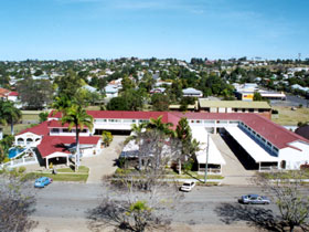 Central Park Motel - Redcliffe Tourism