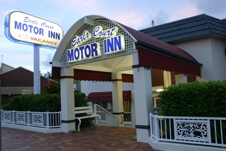 Earls Court Motor Inn - Redcliffe Tourism