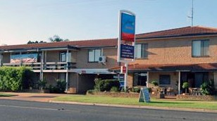 Outback Motor Inn Nyngan - Redcliffe Tourism