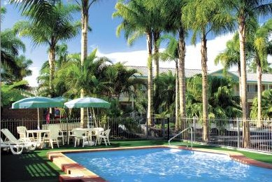 Forster Palms Motel - Redcliffe Tourism