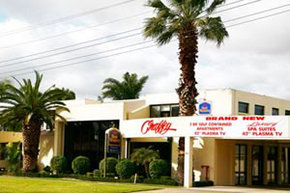 Best Western Chaffey International Motor Inn - Redcliffe Tourism