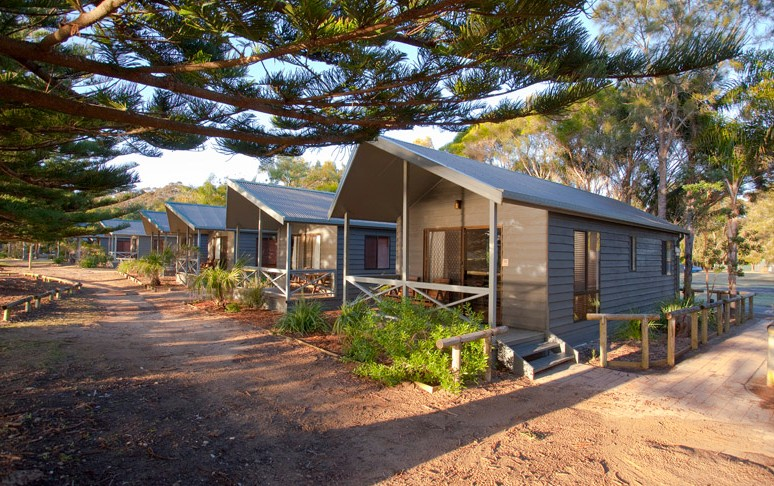 Murramarang Ecotourism Resort Eco Point - Redcliffe Tourism