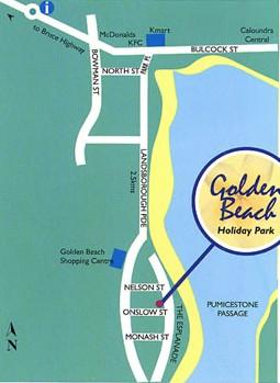 Golden Beach Holiday Park - Redcliffe Tourism