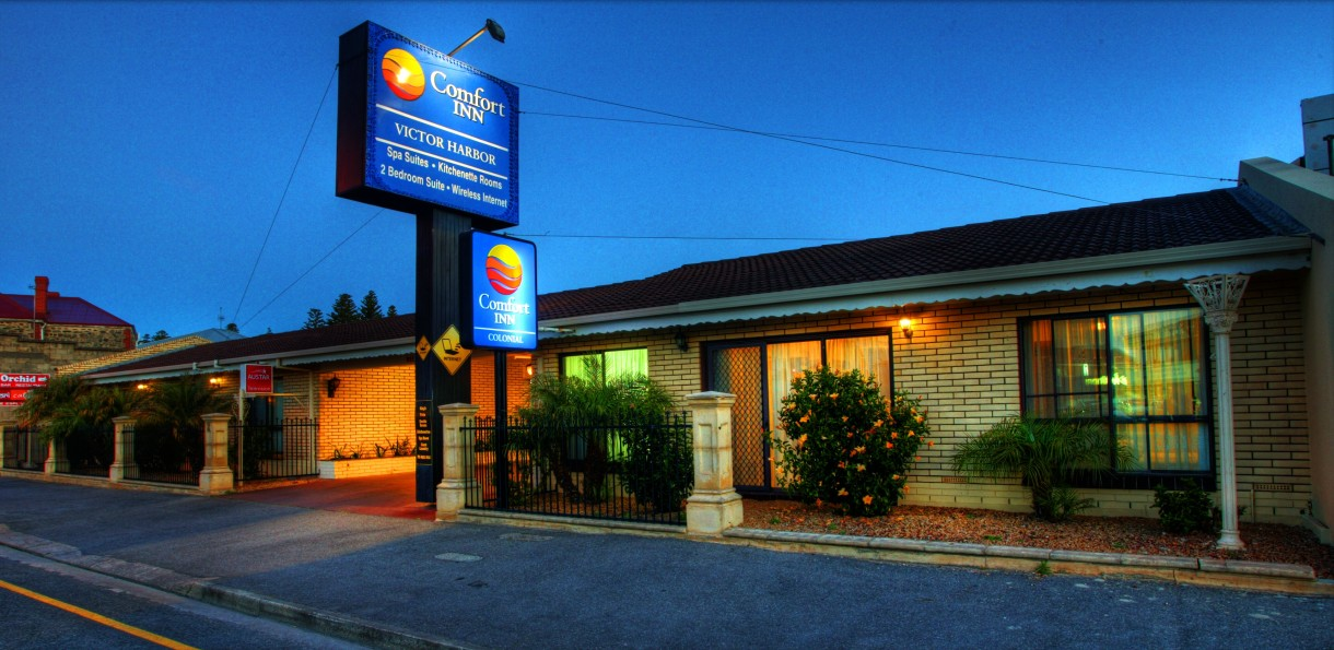 Comfort Inn Victor Harbor - Redcliffe Tourism