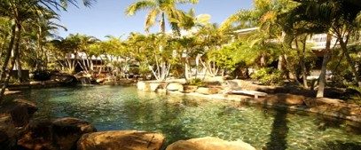 Colonial Palms Hotel Best Western - Redcliffe Tourism