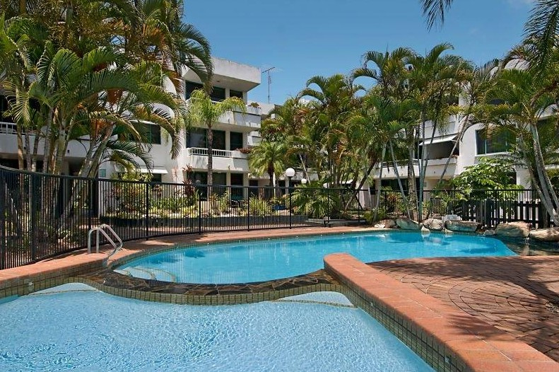 Headland Gardens Holiday Apartments - Redcliffe Tourism