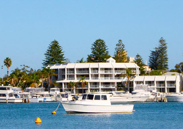 Pier 21 Apartment Hotel Fremantle - Redcliffe Tourism