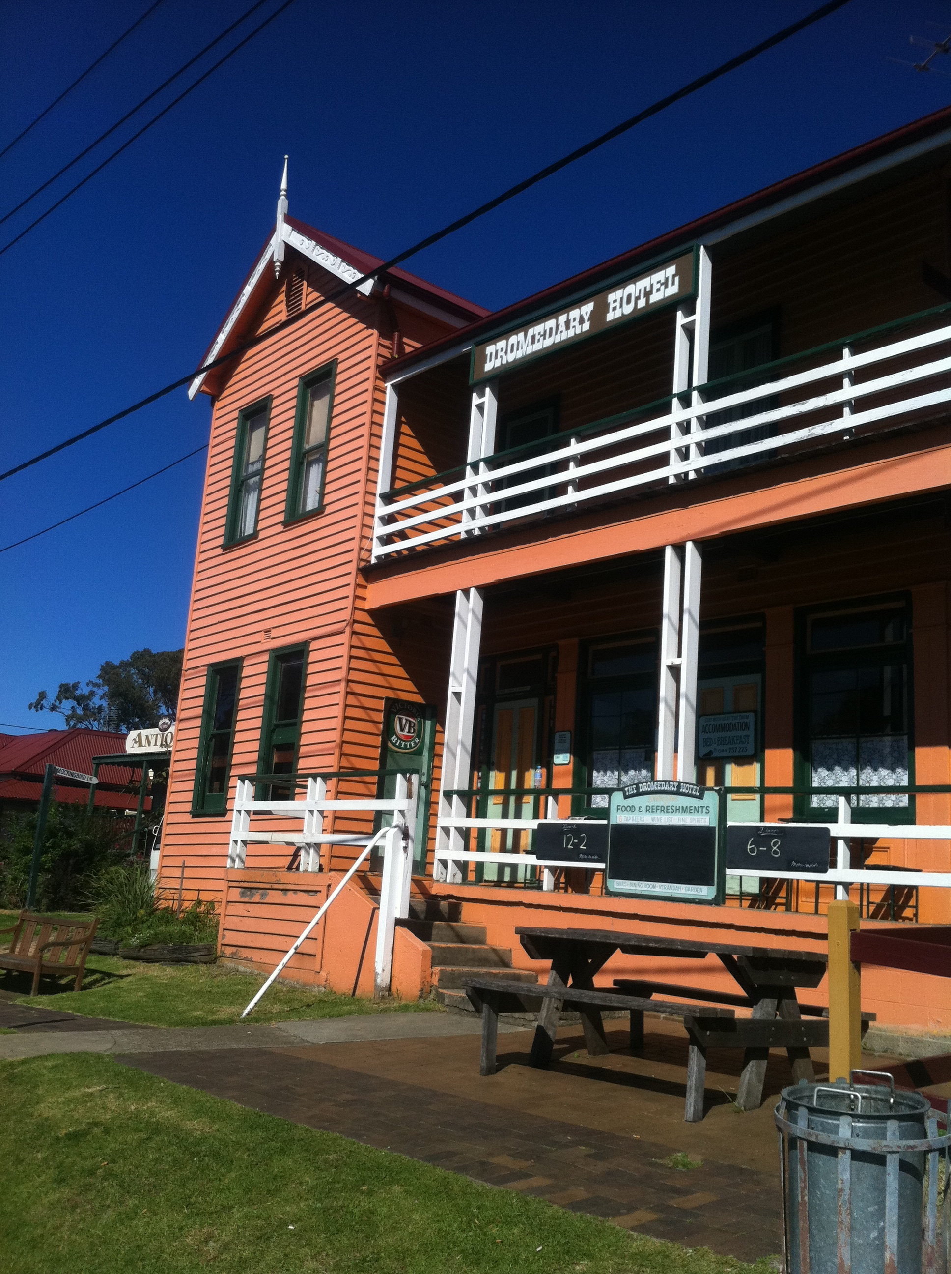 Dromedary Hotel - Redcliffe Tourism