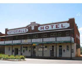 Tattersall Hotel Baradine - Redcliffe Tourism