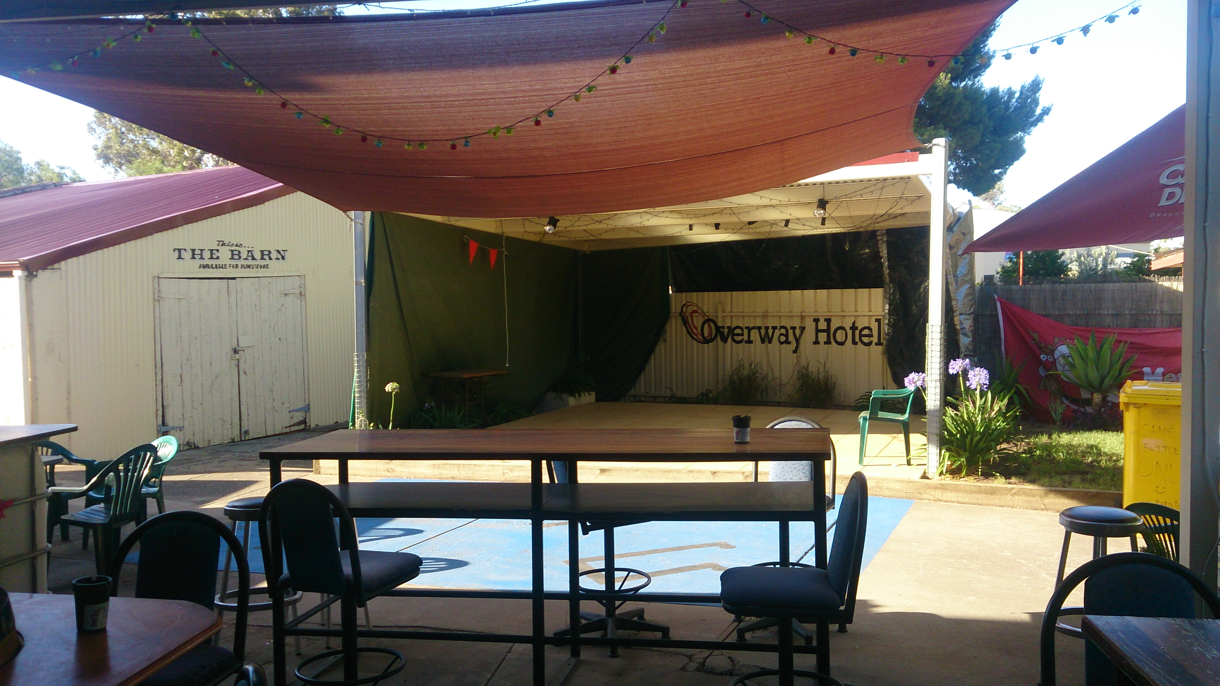 Overway Hotel - Redcliffe Tourism