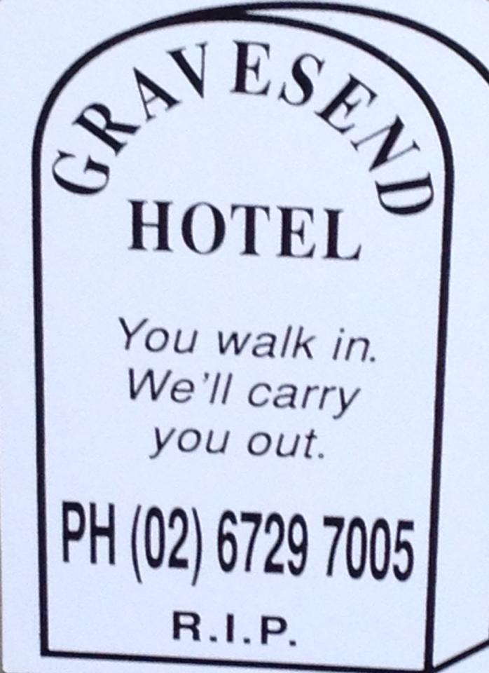 Gravesend Hotel - Redcliffe Tourism