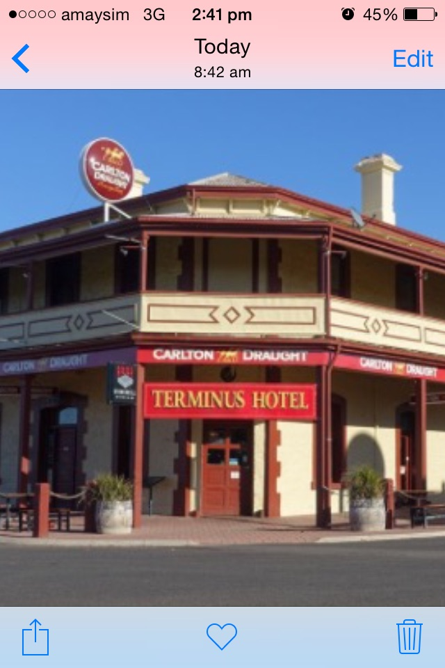 The Terminus Hotel Motel