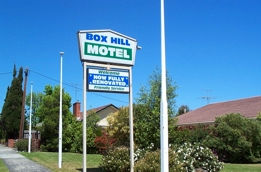 Box Hill Motel - Redcliffe Tourism