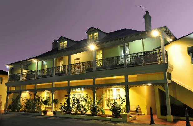 Best Western The Clifton - Redcliffe Tourism