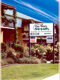 The Vines - Redcliffe Tourism