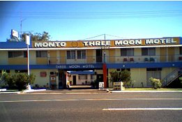 Monto Three Moon Motel - Redcliffe Tourism
