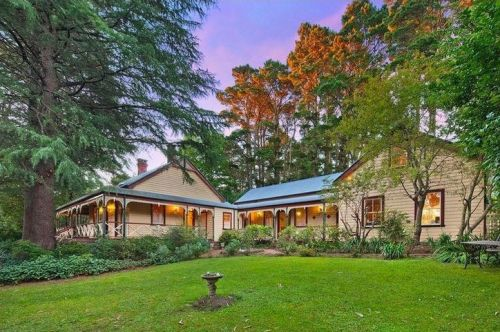 Glen Isla Historic Blue Mountains Accommodation - Redcliffe Tourism